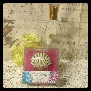 LILY PULITZER Bottle Opener Seashell Fan Sea Pants